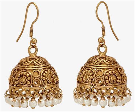 earrings design gold jhumka earring designs hd wallpaper all 4u