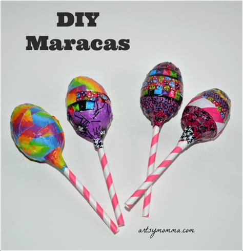 maracas craft for maracas recycled craft for cinco de mayo