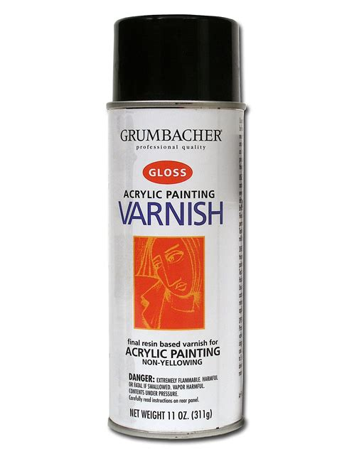acrylic painting varnish grumbacher acrylic painting varnish misterart