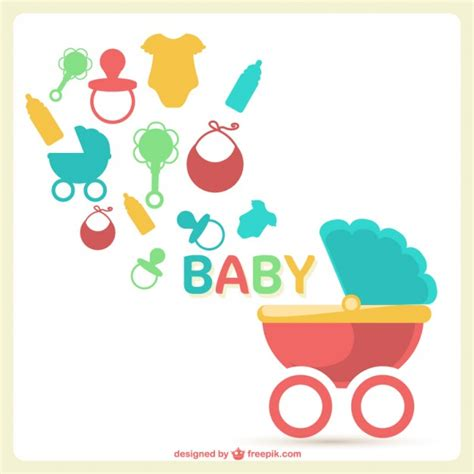 baby shower baby shower vector free