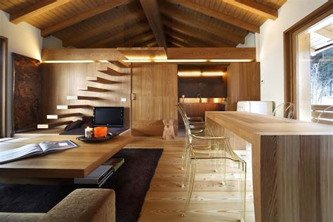 woodwork designs for in apartment modern wood house by studio fanetti decoholic