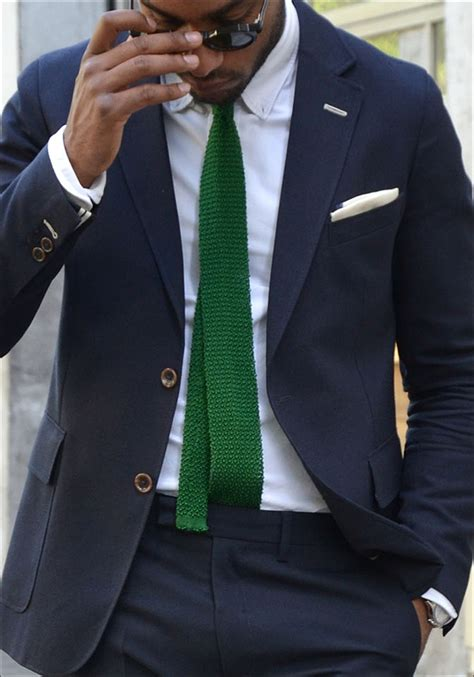 knitted green tie all things green working with the color green style
