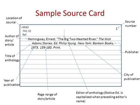 how to make research note cards mla research paper source cards karaxid