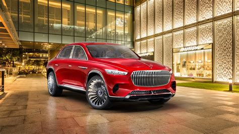 Ultimate Car Wallpaper by 2018 Vision Mercedes Maybach Ultimate Luxury 4k Wallpaper