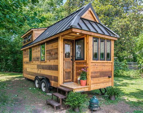tiny house cabin tiny house town the cedar mountain from new frontier tiny