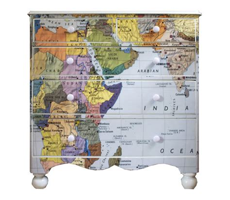 decoupage with maps decoupage map wallpaper dressers map decor