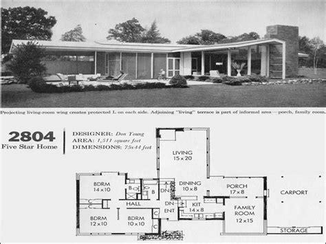 mid century modern floor plans mid century modern interiors mid century modern house