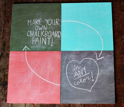 chalkboard paint tutorial diy chalkboard paint tutorial kitskorner