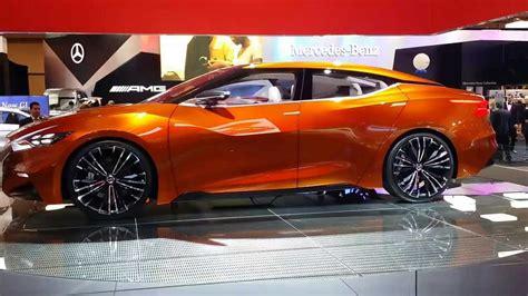 Nissan Maxima Concept by 2016 Nissan Maxima Concept