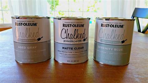 rust oleum chalk paint rust oleum chalked ultra matte paint review emily reviews