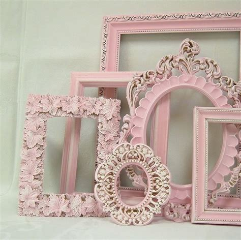 shabby chic picture frame ideas best 25 shabby chic frames ideas on shabby