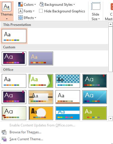 create and save a powerpoint template powerpoint