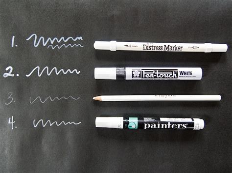 chalk paint pens tutorial chalkboard gift wrap going home to