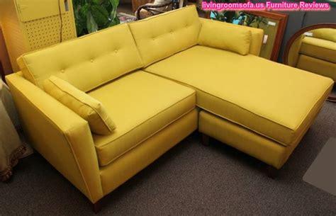 modern apartment sofa modern yellow apartment size sectional sofa