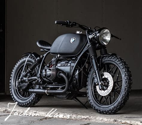 Bmw R100 by The Quot Deathstar Quot Ironwood Customs Bmw R100 Scrambler
