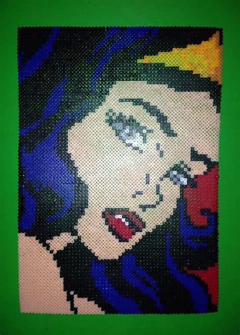 large perler 25 best ideas about bead on simple tie