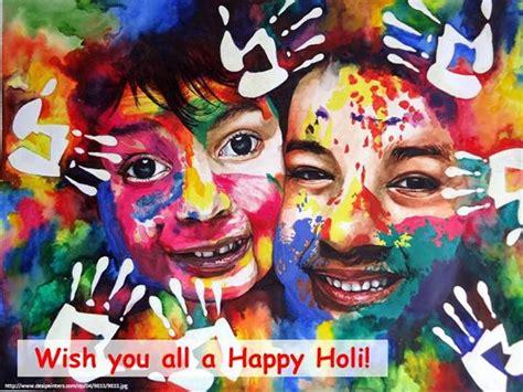 us painting festival holi special authorstream