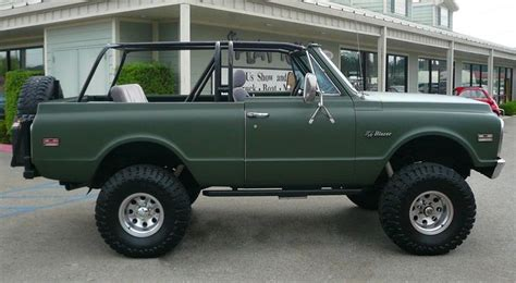 1971 chevrolet custom k5 blazer 4x4 205901 the 25 best k5 blazer ideas on chevy blazer