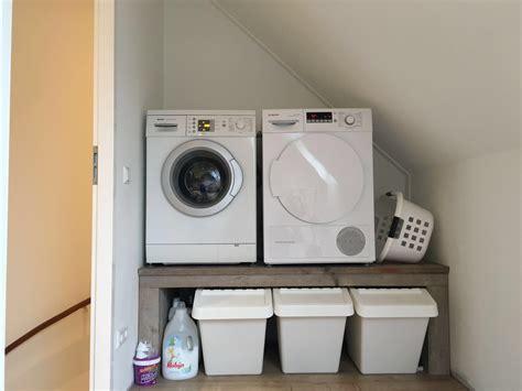 Tafel Wasmachine Ikea by Onze Mooie Wasmachine En Droger Verhoging Met Ikea