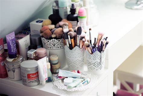 organizer ideas makeup organizer ideas cosmetic storage artdreamshome