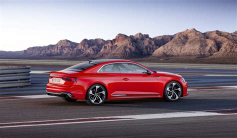 Audi Turbo by Audi Launches New Rs5 Coupe With 450 Ps Bi Turbo V6 Tfsi