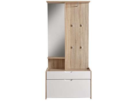 meuble vestiaire conforama conceptions de maison blanzza