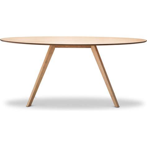 Kitchen Islands Table scandinavian oval wooden dining table in oak 1800mm buy