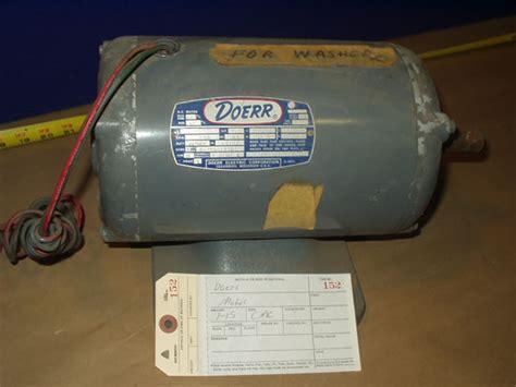 Doerr Electric Motor by Doerr Electric Motor Biganodes