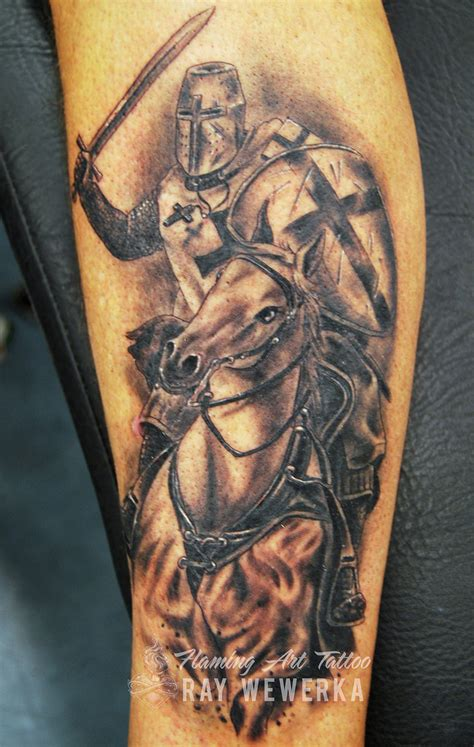 knights templar tattoo more art and tattoos here www