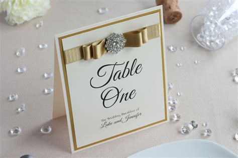 how to make table number cards table cards geeta cards
