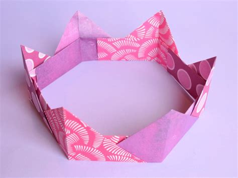 paper crown craft origami crowns easy paper craft for what can we do