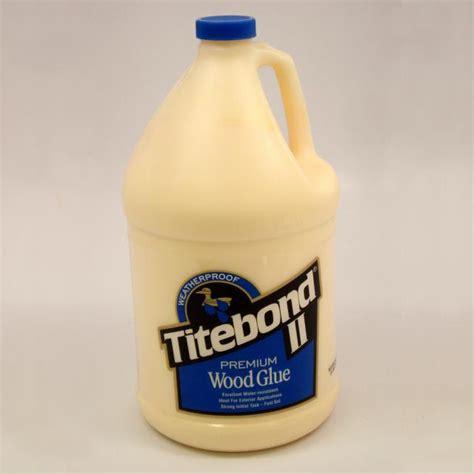woodworkers glue franklin adhesives titebond ii weatherproof premium wood