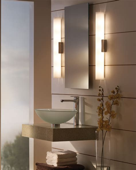 lighting for bathroom mirrors solace bath bathroom vanity lighting by tech lighting