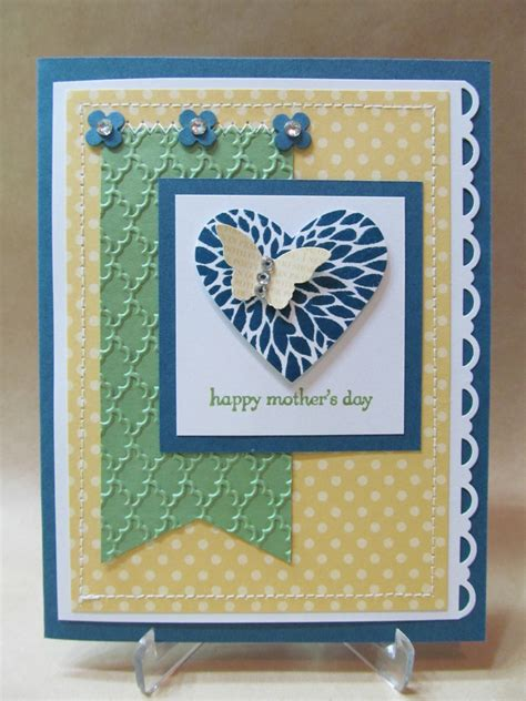 how to make handmade mothers day cards savvy handmade cards happy s day card