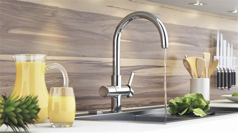 grohe kitchen faucets grohe kitchen faucet all faucets world