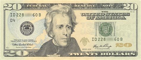 dollar bill united states twenty dollar bill