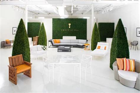 outdoor furniture showroom janus et cie an outdoor furniture showroom d magazine