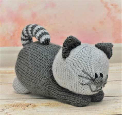 knitting patterns pdf free playful kitten knitting by post