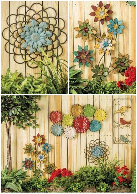 diy flower garden backyard garden fence decoration makeover diy ideas
