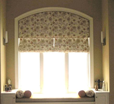l shades with interior inspiring window treatments for arched windows