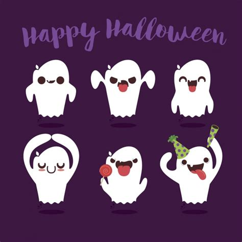 ghost designs ghost designs collection vector free