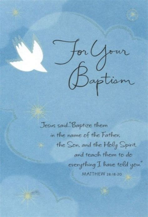 card for your 25 best ideas about baptism cards on