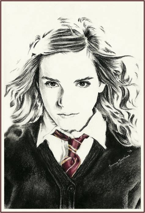 hermione granger by thewholehorizon on deviantart