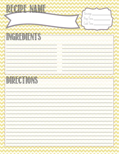 printable papers for card 25 best ideas about printable recipe cards on