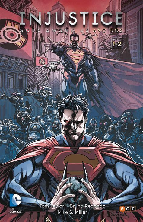 injustice 2 vol 1 injustice a 241 o dos review vol 1 de 2