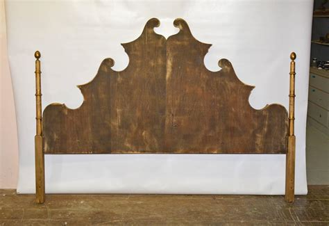 vintage king headboard vintage venetian style king size headboard at 1stdibs
