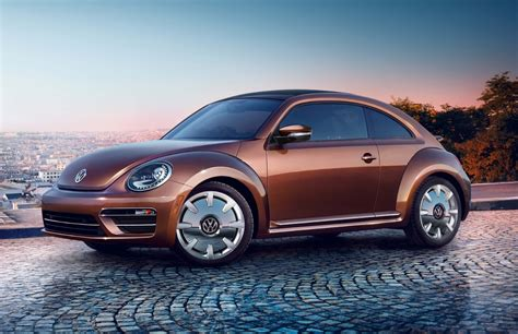 The Volkswagen Beetle by Roll The Credits The Volkswagen Beetle Is A Timeless