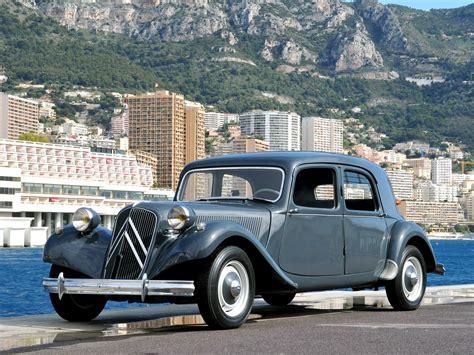 Citroen Traction Avant by Fab Wheels Digest F W D Citroen Traction Avant 1934 57