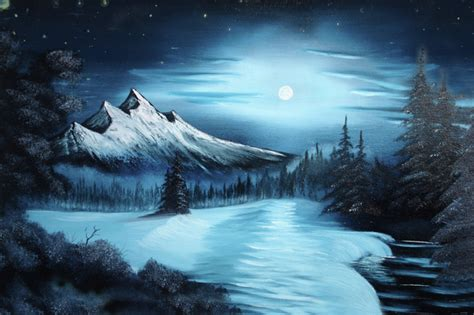 bob ross ez painting bob ross pictures of paintings