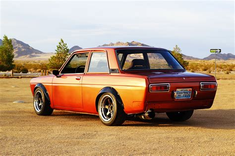 1970 Nissan Datsun 510 by Srsunburst 1970 Datsun 510 With Sr20det For Sale In